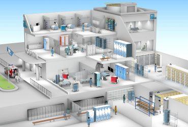 Soluții logistice pentru spitale