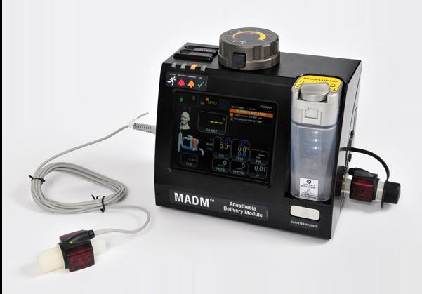 MADM™ – Soluție inovatoare în anestezia mobilă