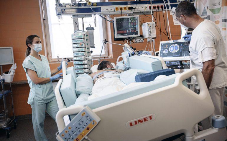 Poziționarea patului ATI pentru a îmbunătăți protecția pulmonară – Workshop vSRATI 2020 – Linet